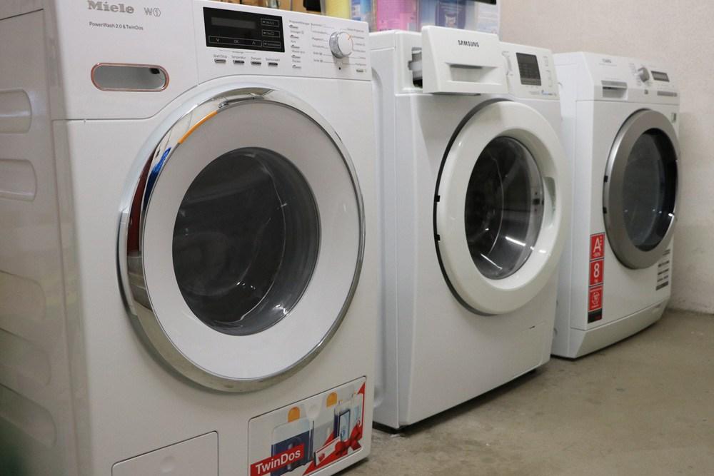 Geld sparen Waschmaschine
