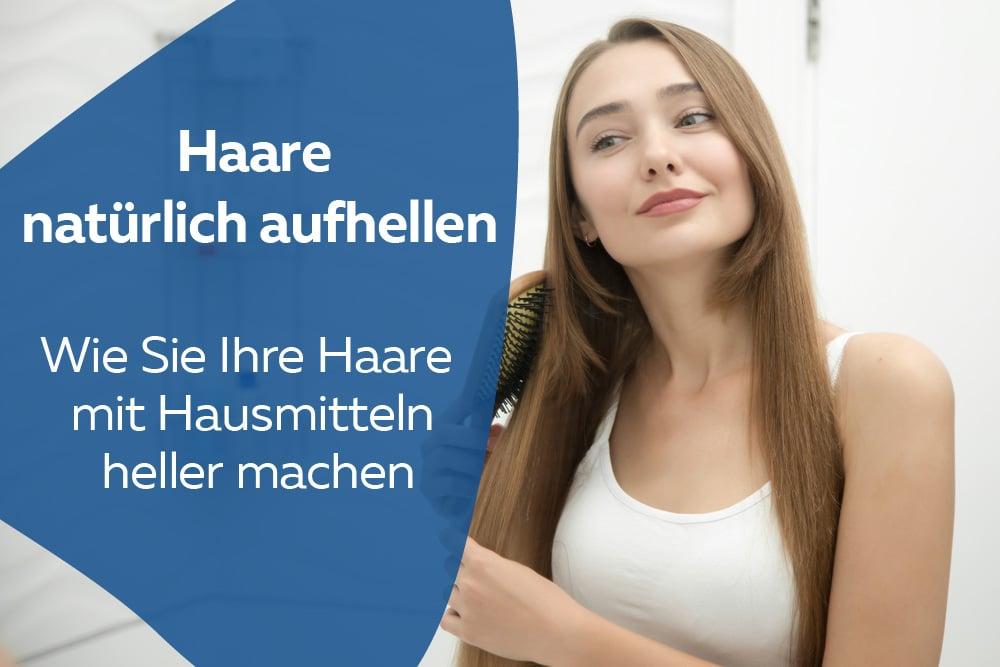 5 Tipps Für Hellere Haare Ohne Chemie Wiadode