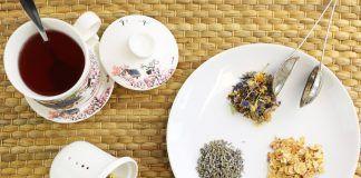 Ziehzeiten von Tee