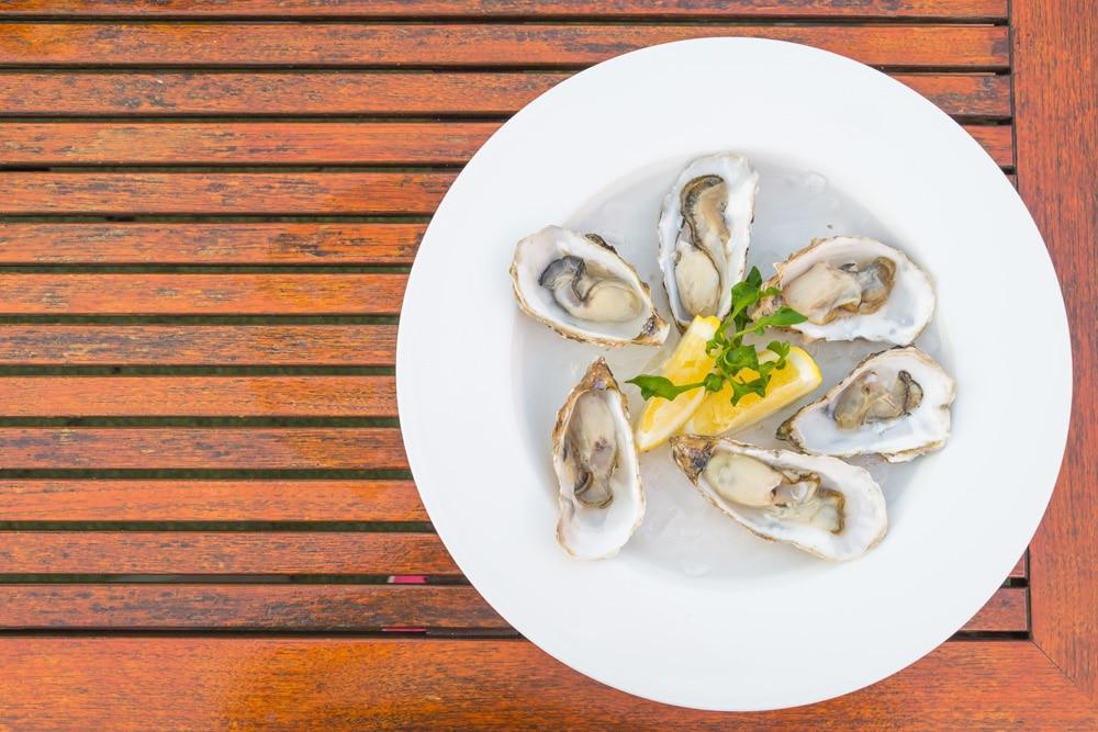 Austern als zinkhaltiges Lebensmittel