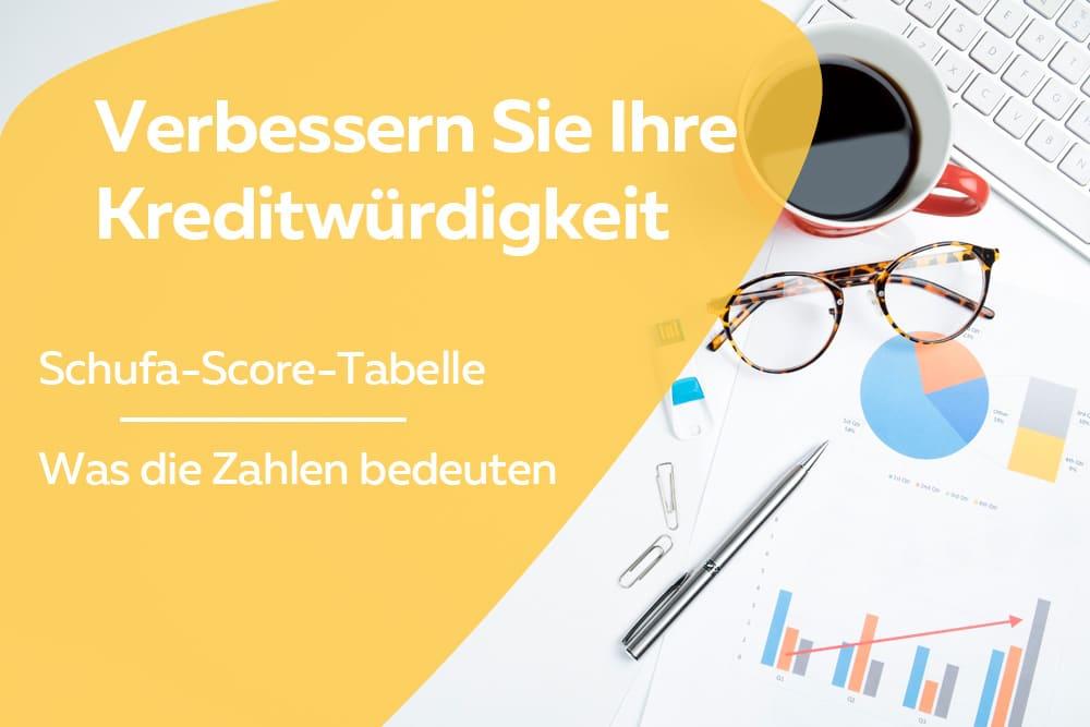 Schufa-Score-Tabelle