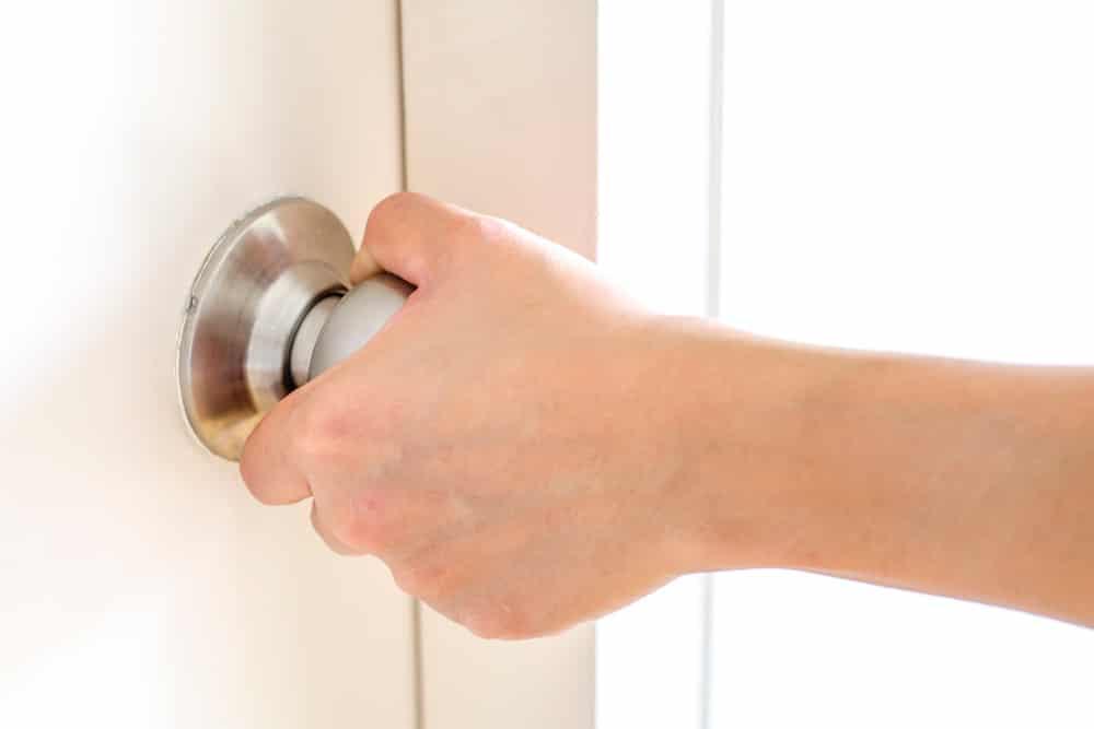 Tür schließen