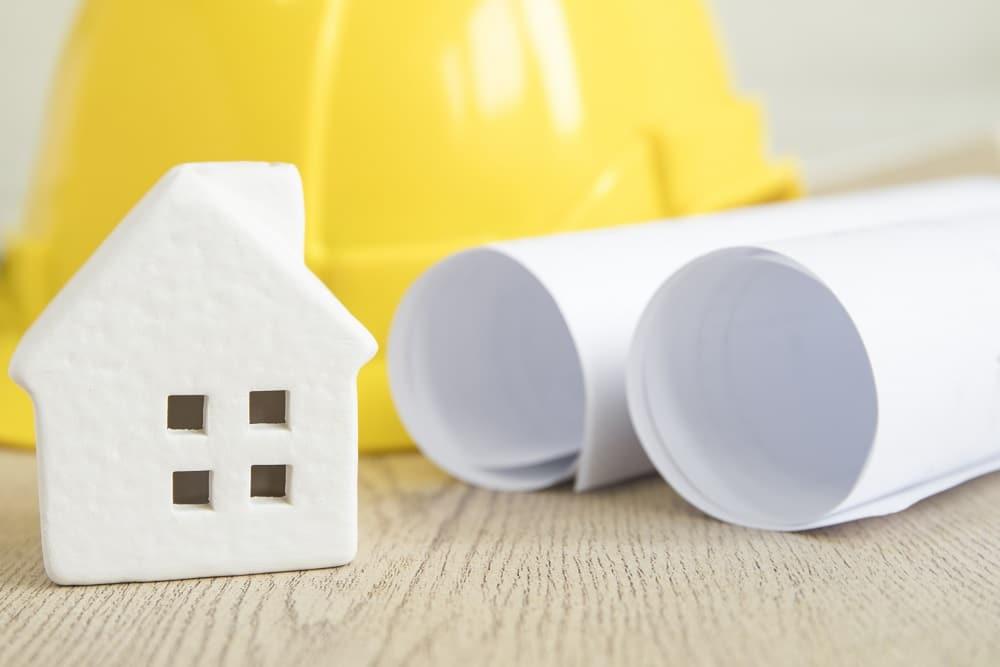 Aufbewahrungsfristen Bauhelm Haus Dokumente