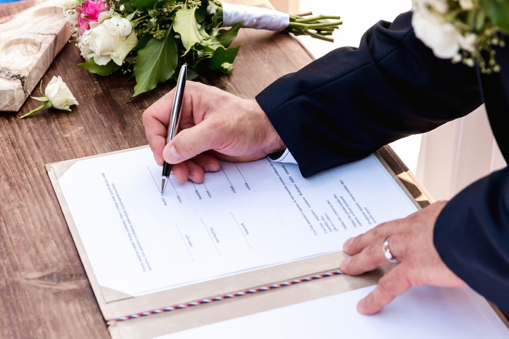 Hochzeit Namensänderung