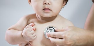 Baby Stethoskop