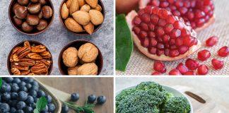 natürliche Antioxidantien