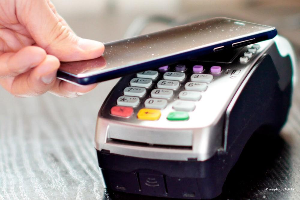 Sicher bezahlen im Internet Mobile Payment