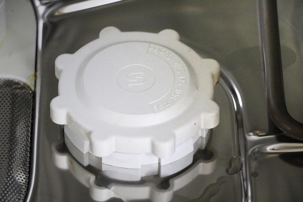 Salz nachfüllen Spülmaschine