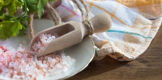 Himalaya-Salz Granulat