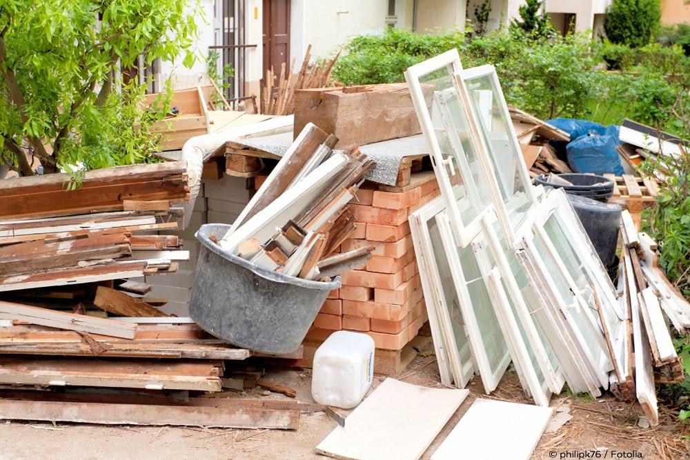 Super Abrisskosten: Tabelle der Kosten für Hausabriss | Haus abreißen XG27