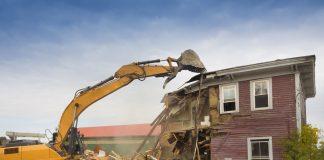 Abrisskosten Hausabriss