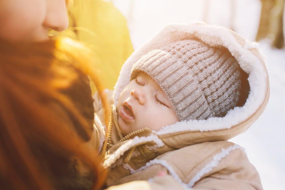 Baby Zimmertemperatur