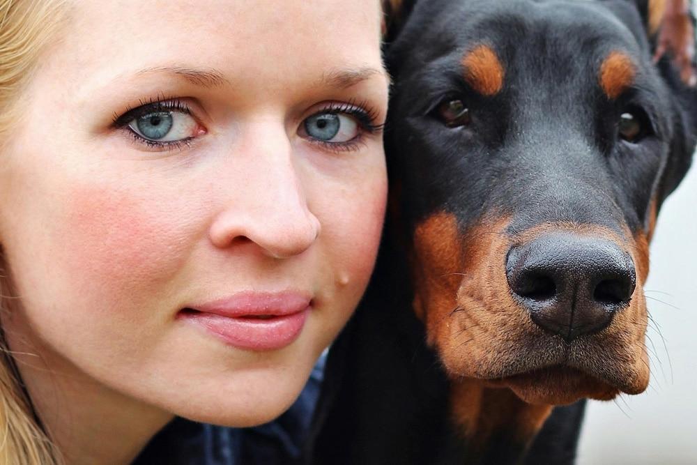 Hundehaftpflicht Frauchen Hund