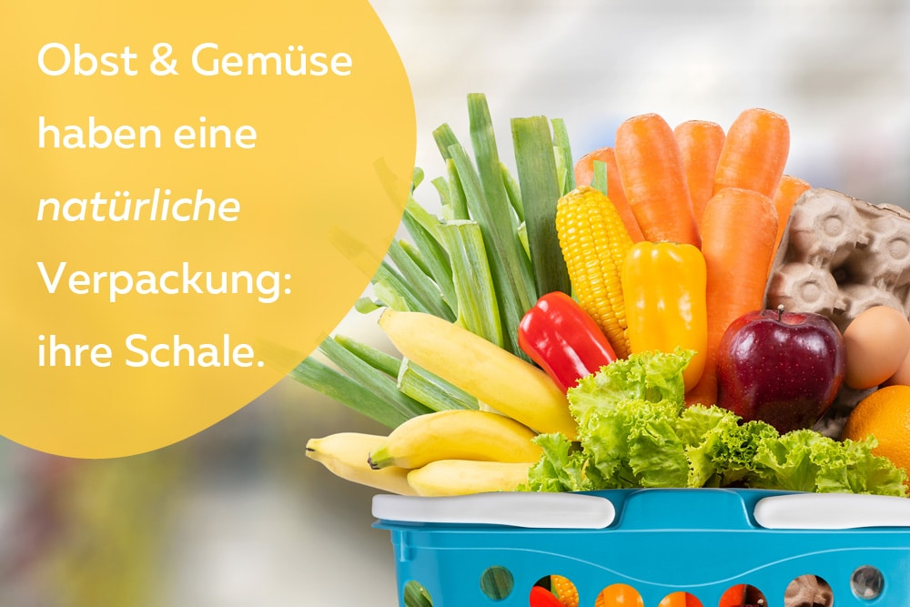 Obst Gemüse plastikfrei