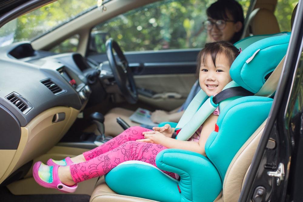 Kind Beifahrersitz Kindersitz