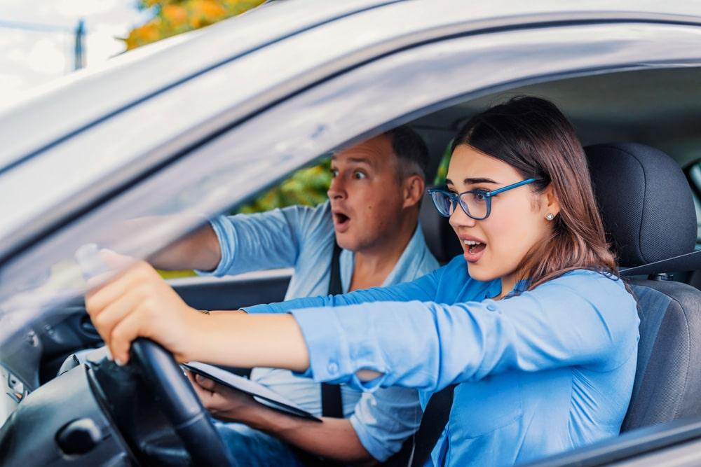 Insassenunfallversicherung Gefahr im Verzug