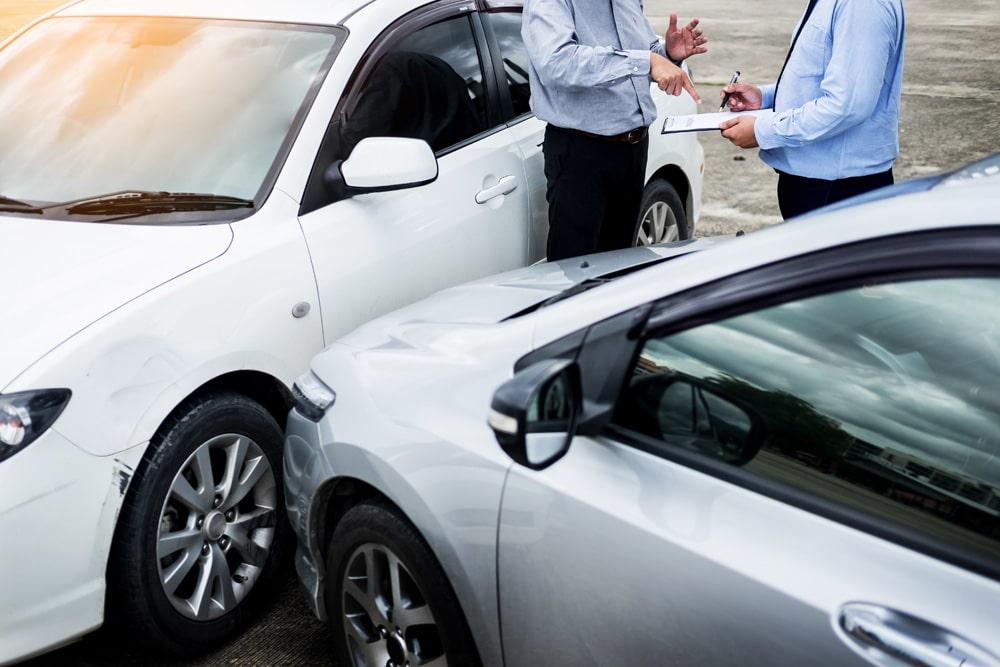 Insassenunfallversicherung Prüfung
