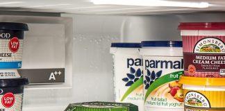 Feuchtigkeit im Kühlschrank