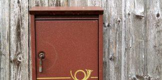 Gaunerzinken Briefkasten