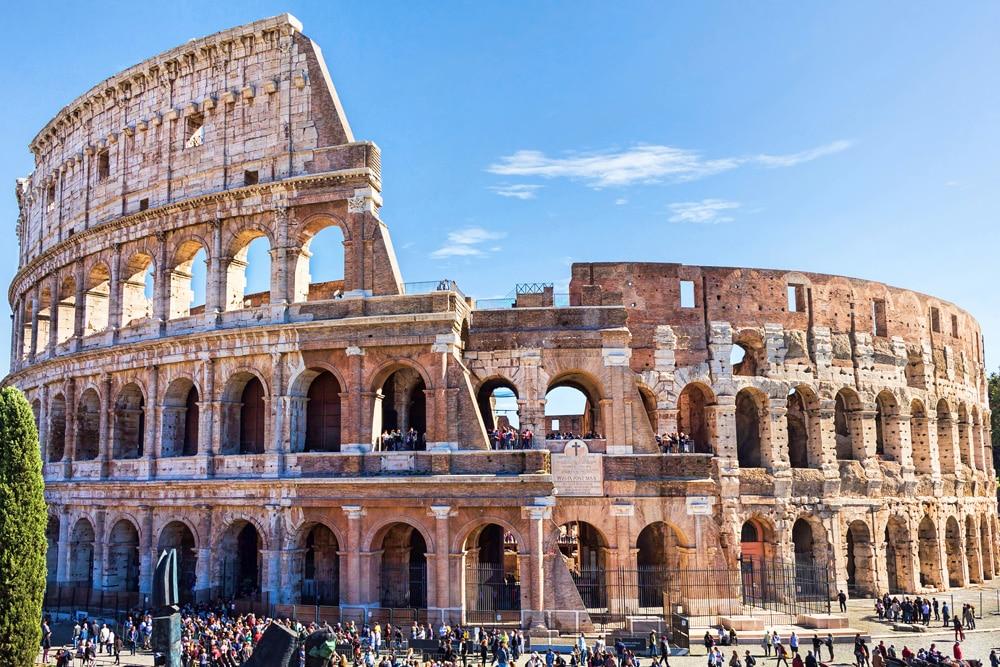 Römische Zahlen Rechner Colosseum Rom