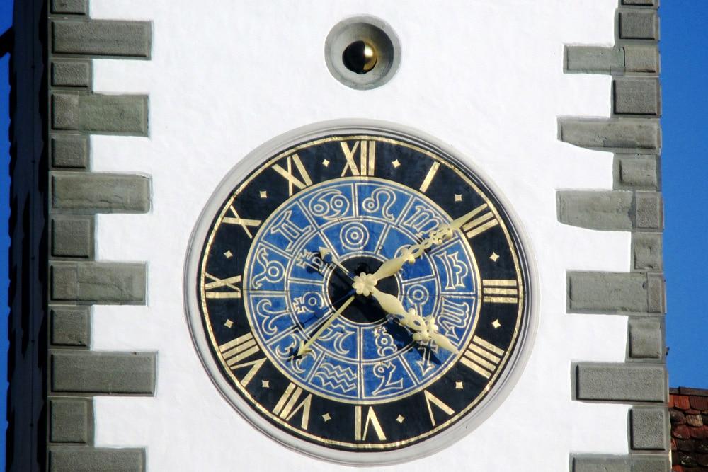 Römische Zahlen Rechner Kirchturm
