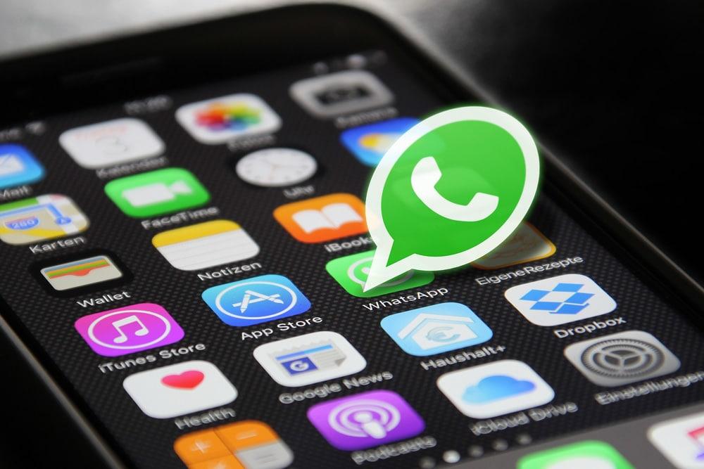 Änderung ab November WhatsApp