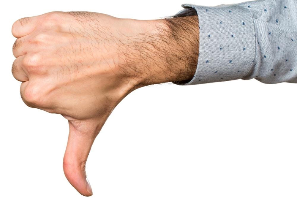 Lebensversicherung stilllegen nicht mehr zahlen Thumb down
