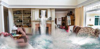Elementarversicherung Überschwemmung