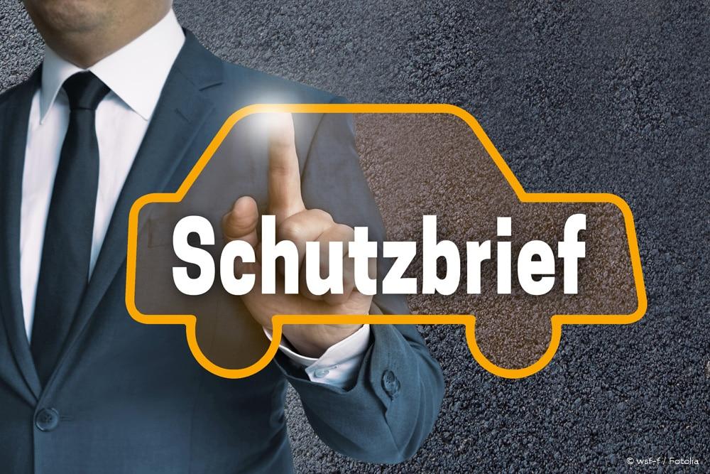 Schutzbrief vs Automobilclub Grafik Schutzbrief
