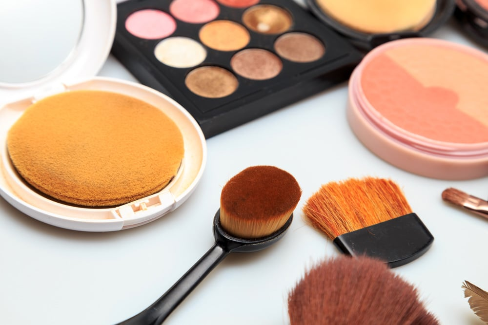 Triclosan in Make-up