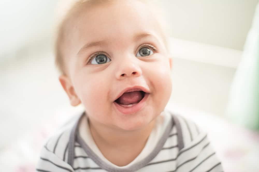 Zahnendes Baby