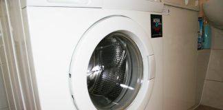 Waschmaschine Frontalansicht