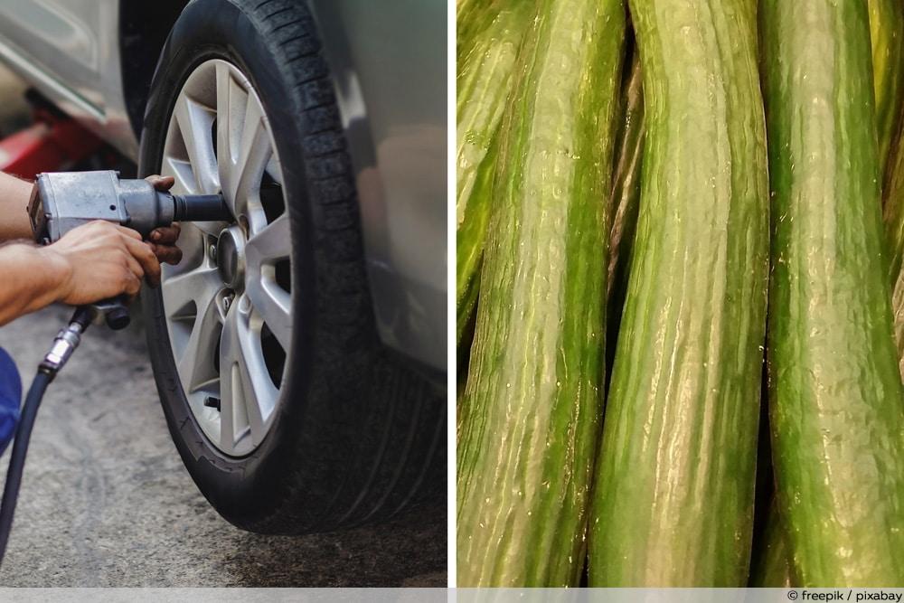 Das ändert sich ab April - Reifenwechsel und Gurken