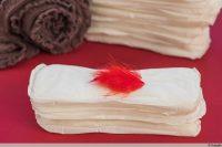 Einnistungsblutung Damenbinden