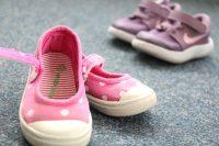 Baby-Schuhgröße