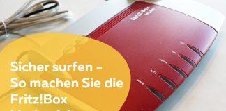 Kindersicherung FritzBox - FritzBox-Router