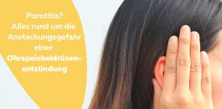 Ohrspeicheldrüsenentzündung