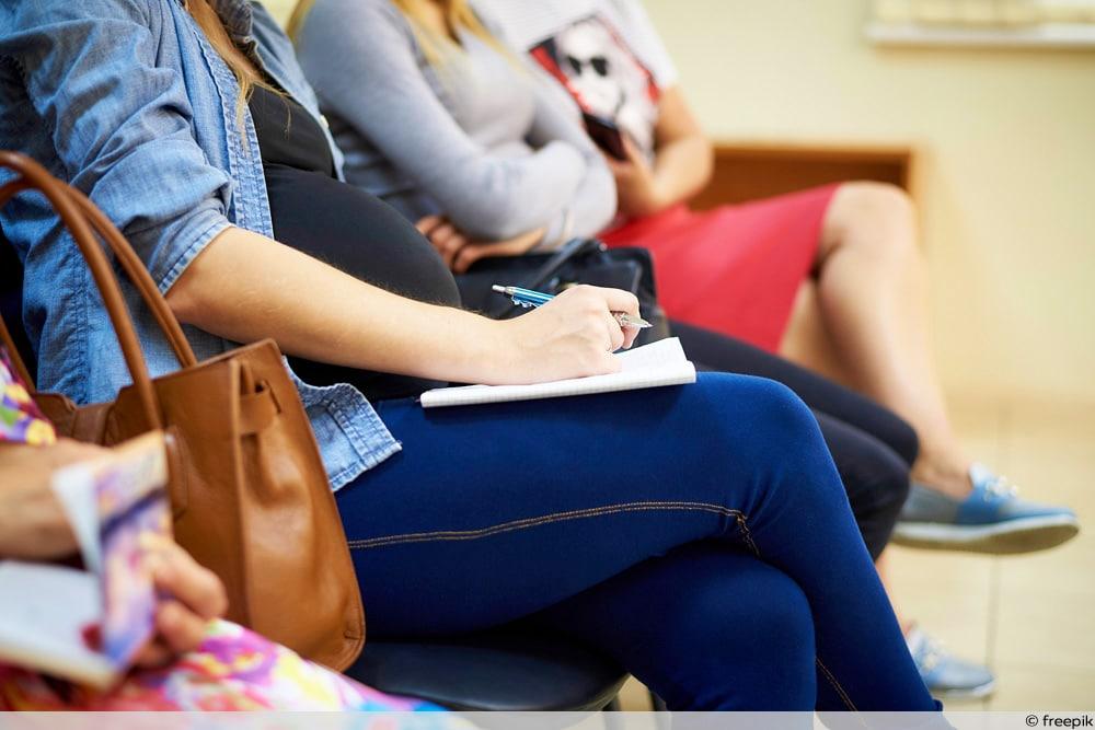 SSW 27 - Schwangere in Geburtsvorbereitungskurs