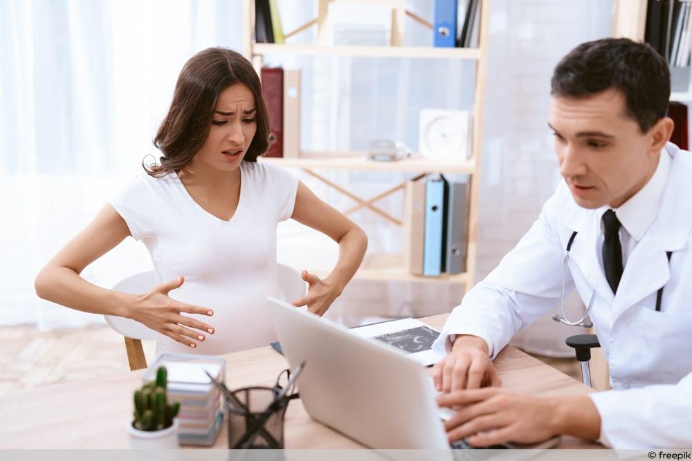 SSW 22 - Schwangerschaftsuntersuchung bei Risikoschwangerschaft