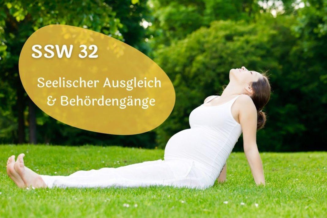 SSW 32 Schwangere in der Natur zum seelischen Ausgleich