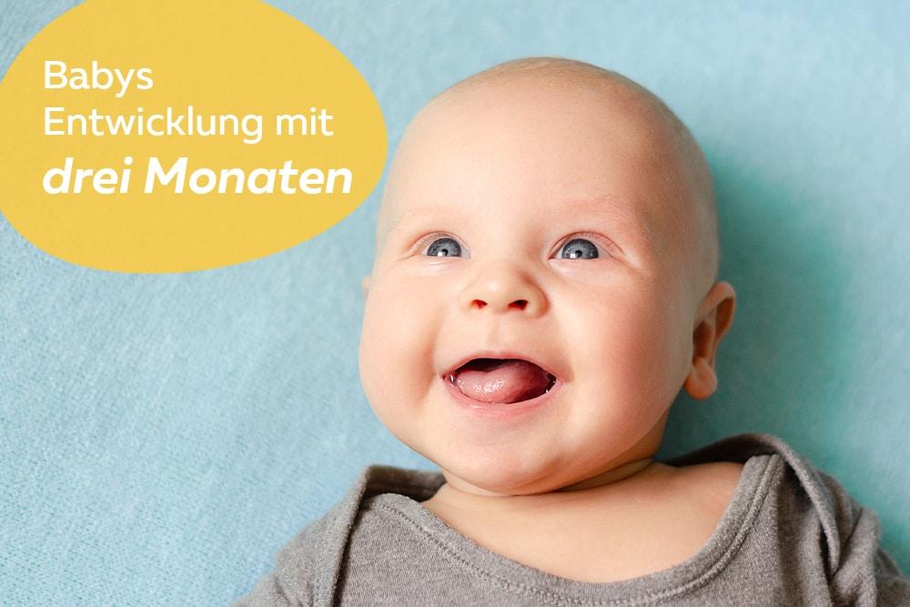 Baby 12 Wochen