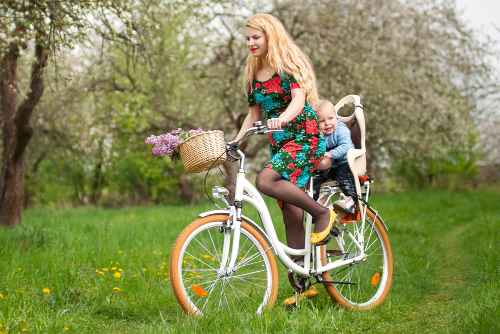 Baby Fahrradsitz
