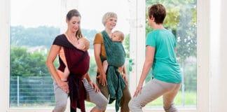 Sport nach Schwangerschaft