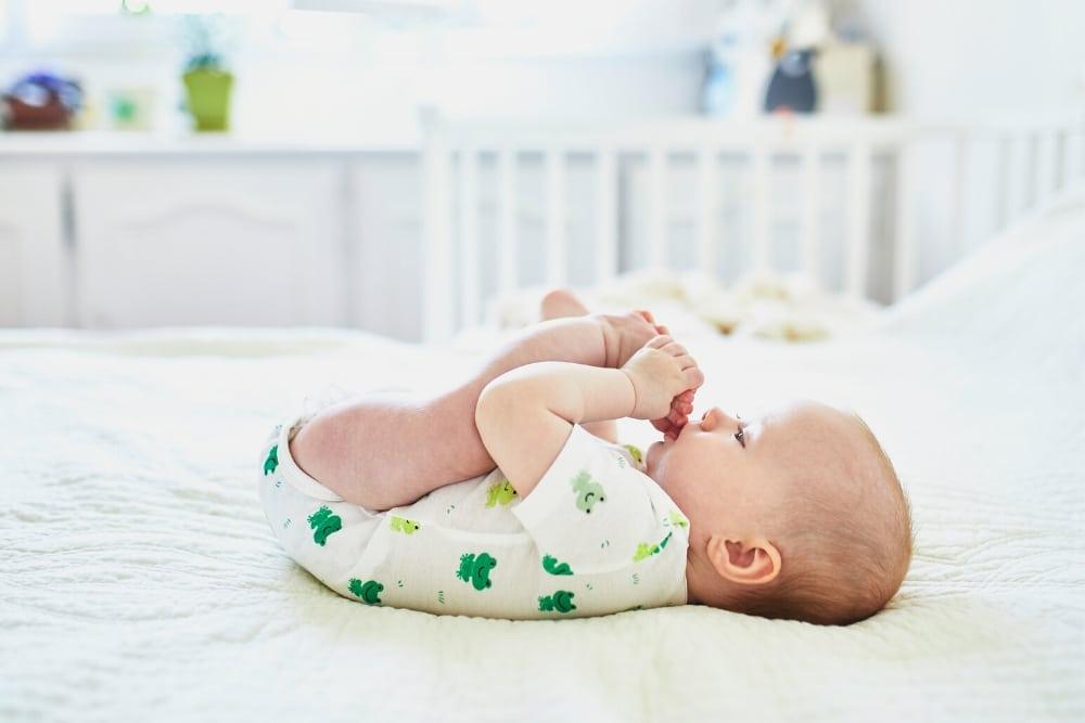 Baby 6 Monate Gewicht