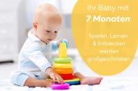 Babys Entwicklung