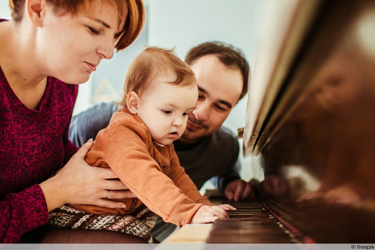Baby Sprachförderung