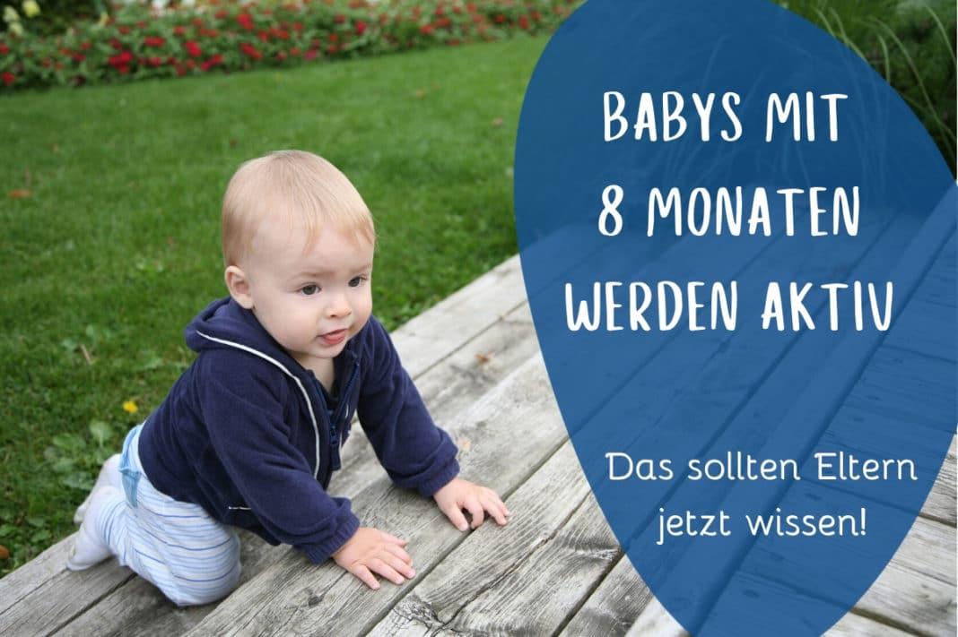 Babys 8 Monate